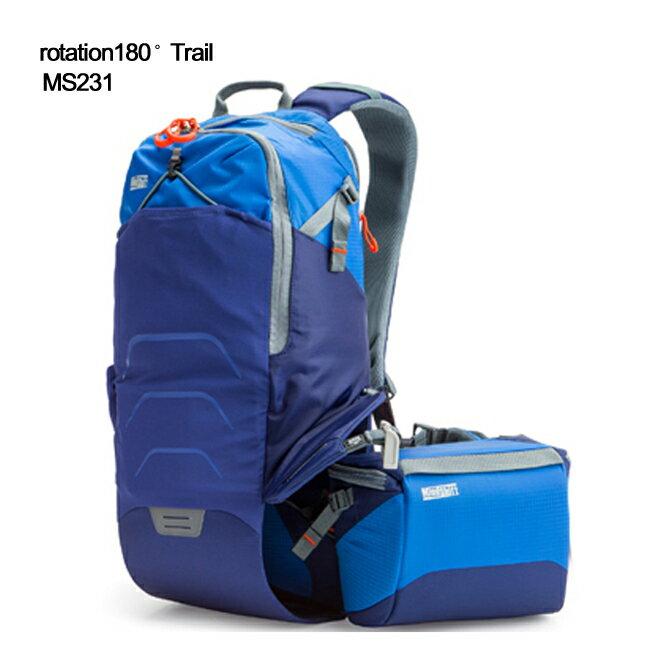 MindShift Gear 曼德士rotation180o Trail 休閒旅遊攝影背包 ms231 (附防水雨罩) 彩宣公司貨