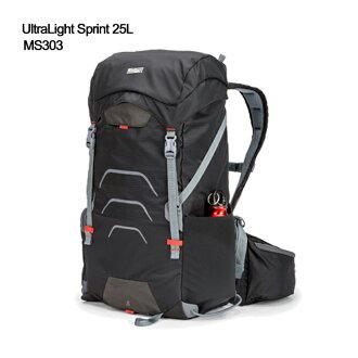 MindShift Gear 曼德士 UltraLight Dual 25L 運動休閒機能包 ms303 (附防水雨罩+相機隔板 +可調肩帶) 彩宣公司貨