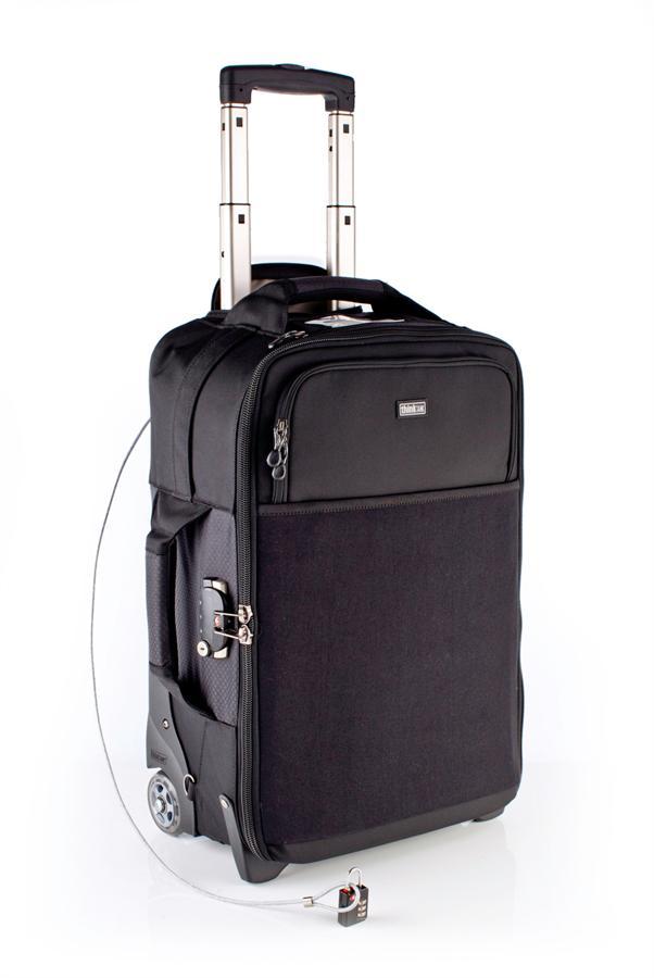 thinkTANK AS571 Airport Security V2.0附輪行李箱,適合所有相機與器材(內附雨套;鋼索鎖頭))