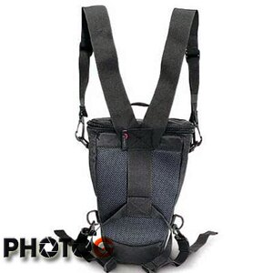 Lowepro Topload Zoom Chest Harness 伸縮三角包胸腔背帶