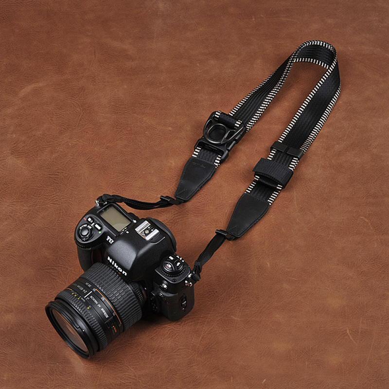 Cam-in Camin 忍者相機背帶  8820 膠片版黑色  速調 寬版 38mm 單車逸品 600D/7D/5D/D700/D800/D5100/A77/SONY