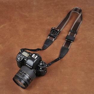 photoG:Cam-inCamin忍者相機背帶8821膠片版咖啡色速調寬版38mm單車逸品600D7D5DD700D800D5100A77SONY
