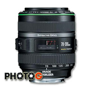 Canon EF 70-300mm F4.5-5.6 DO IS USM 望遠變焦鏡頭(70-300;公司貨)