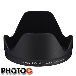 Canon EW-78E 原廠遮光罩(EW78E;含稅開發票) EF-S 15-85mm專用