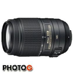 Nikon AF-S Nikkor DX 55-300mm F4.5-5.6 G ED VR 望遠鏡頭(55-300;國祥公司貨)