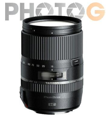 B016 Tamron 16-300 mm F/3.5-6.3 DiII VC PZD MACRO 變焦 鏡頭 俊毅 公司貨 三年保固