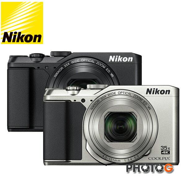 【送清潔組】Nikon COOLPIX A900 a900  翻轉螢幕 35X 光學變焦 望遠 (國祥公司貨)