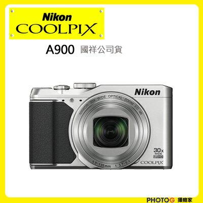 Nikon COOLPIX A900  翻轉螢幕 35X 光學變焦 望遠 數位相機 (國祥公司貨) 1