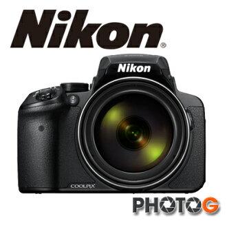 【送64G+座充+清潔組】Nikon COOLPIX P900 p900 翻轉螢幕 83倍變焦 2000mm超望遠 (國祥公司貨; 上網登錄送 $500家樂福禮券