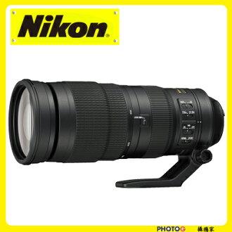 【隨貨送大吹球】NIKON AF-S NIKKOR FX 200-500mm F/5.6E ED VR 200-500 mm 超望遠鏡頭 兩百五百 200500 大砲 (國祥公司貨