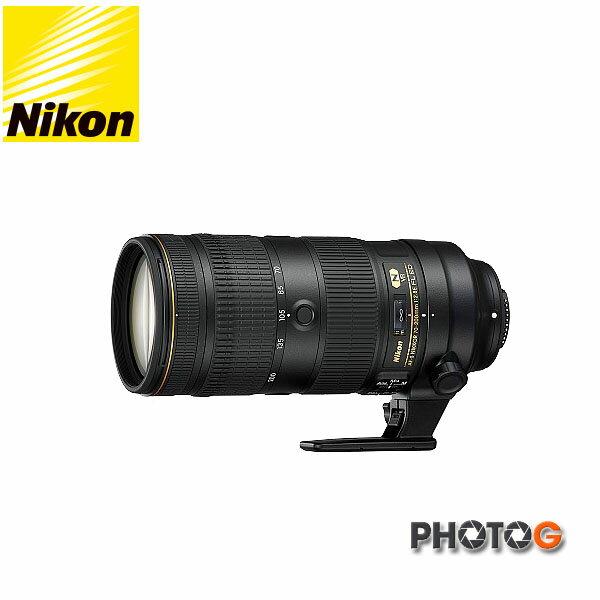 【預購】NIKON AF-S NIKKOR 70-200mm f/2.8E FL ED VR  ( 小黑7 ; 70-200;國祥公司貨)
