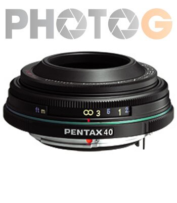 【12期0利率】smc PENTAX  DA 40mm F2.8 Limited 黑色 (40 2.8 ; 公司貨)