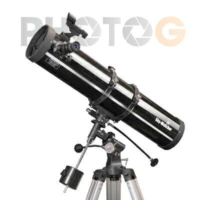 Skywatcher Sky-Watcher BKP1149EQ1 反射式天文望遠鏡+赤道儀腳架 6x24尋星鏡 目鏡x2 ; Super 10mm /Super 25mm各一