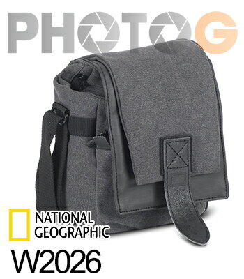 National Geographic 國家地理頻道 WALKABOUT NG W2026 中型數位相機背包