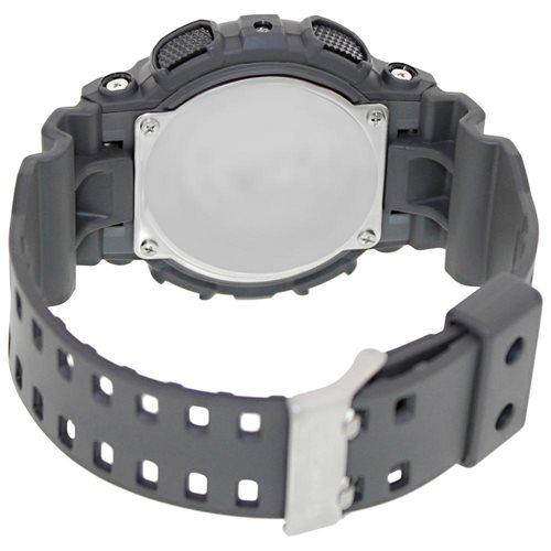 Casio G-Shock Military Analog Digital Gray Watch GA100C-8A 3