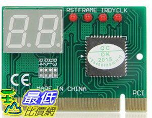 _A@[玉山最低比價網] 電腦 故障 PCI+ISA 雙介面 除錯卡 診斷卡 POST debug 二碼(20006_Q005)