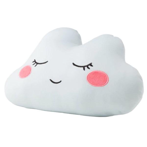 接觸涼感 靠墊 MOCHIMOCHI N COOL 雲朵 Q 19 NITORI宜得利家居 2