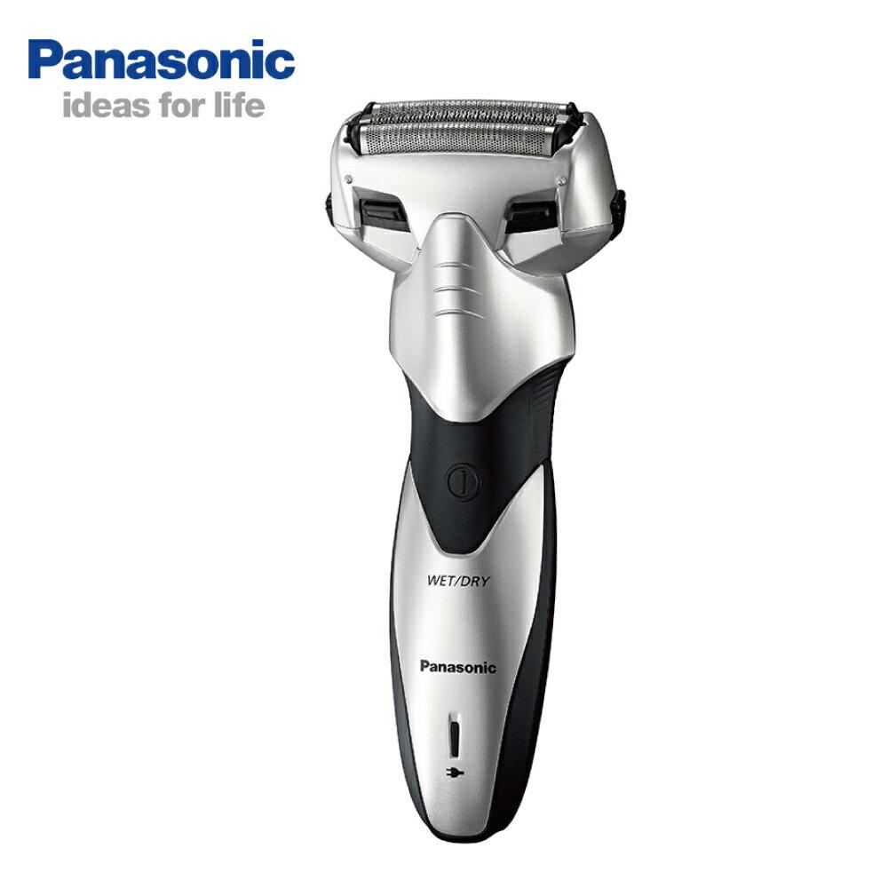 『滿額領券折』[Panasonic 國際牌]三刀頭電動刮鬍刀 ES-SL33-S