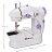 Mini Portable Sew 2-Speed Sewing Machine + 4 Bobbins 5