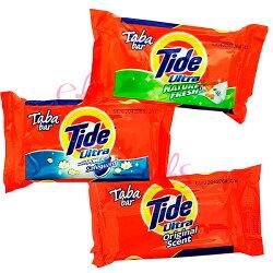 Tide洗衣皂 漂白/清香/原味 130g 三款供選 ☆艾莉莎ELS☆