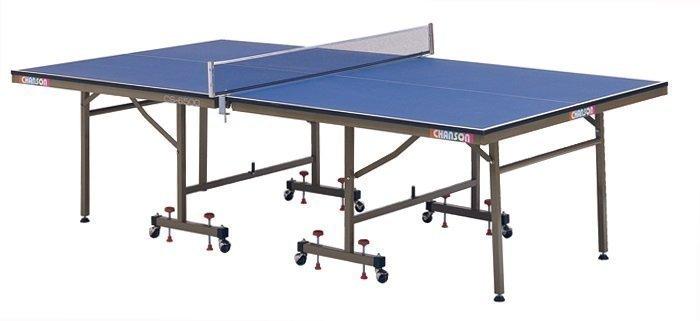 【H.Y SPORT】【強生CHANSON】桌球桌/ 桌球檯/乒乓球桌CS-6500 / 22mm 免運 可貨到付款
