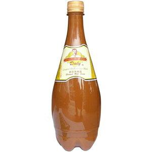 奶茶焦糖醬-茂霖達利果露糖漿系列 1.3kg/罐【良鎂咖啡吧台原物料商】
