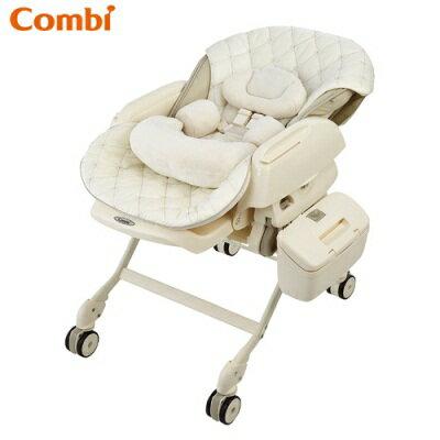 Combi 電動餐搖椅 (型號Letto LX / 法國香草 )