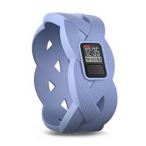GARMIN vivofit 3 水藍編織雕刻設計錶帶