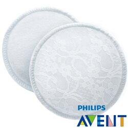 Philips Avent 可洗式溢乳墊6入