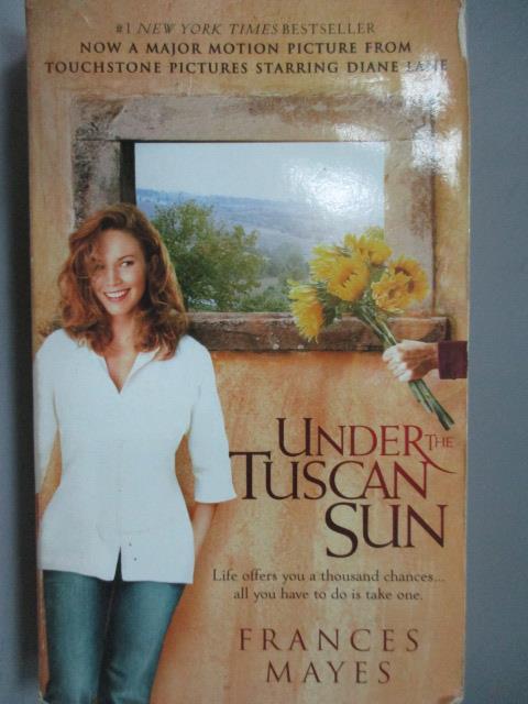 ~書寶 書T2/原文小說_MPH~Under the Tuscan Sun