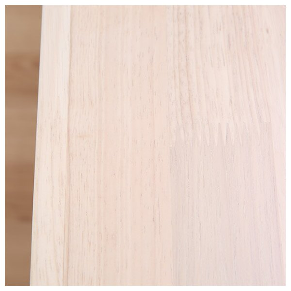 ◎(OUTLET)實木餐桌 RELAX 160 WW 橡膠木 福利品 NITORI宜得利家居 8
