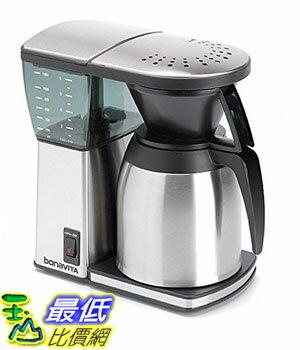 [104美國直購] Bonavita BV1800SS 8-Cup Original Coffee Brewer, Stainless Steel 不鏽鋼 咖啡機