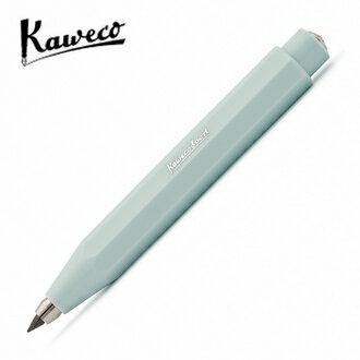 德國 KAWECO SKYLINE Sport 系列Clutch Pencil 3.2mm 薄荷綠 4250278608927 素描鉛筆 /支