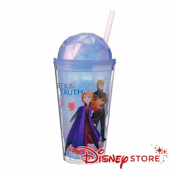 日本迪士尼 Disney Frozen 冰雪奇緣 寶石水杯  冷水杯  470ml  。日本必買 日本樂天代購(1937) 0