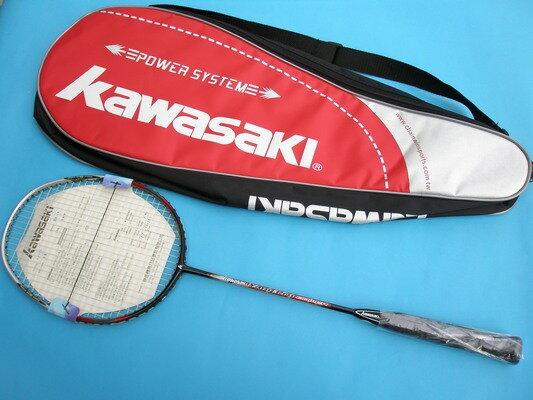 Kawasaki川崎羽毛球拍KBDYP(附高級背袋)/一支入{定3800}