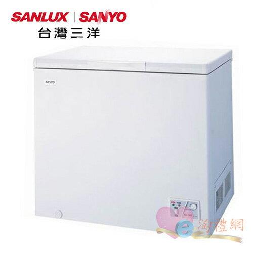 <br/><br/>  淘禮網 SANLUX 台灣三洋  249公升環保冷凍櫃 SCF-249T<br/><br/>
