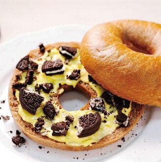 貝果 - 重乳酪橙香巧酥 - 6入【Golden Brown 布朗主廚 貝果專賣】