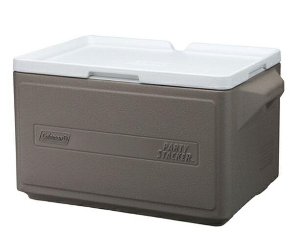 【鄉野情戶外專業】 Coleman |美國| 31L 置物型冰桶 /冰桶 保鮮桶 保冰箱/CM-1332JM000