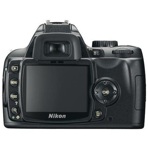 "Nikon D60 10.2 Megapixel Digital SLR Camera Body Only - 2.5"" LCD - 3872 x 2592 Image 1"