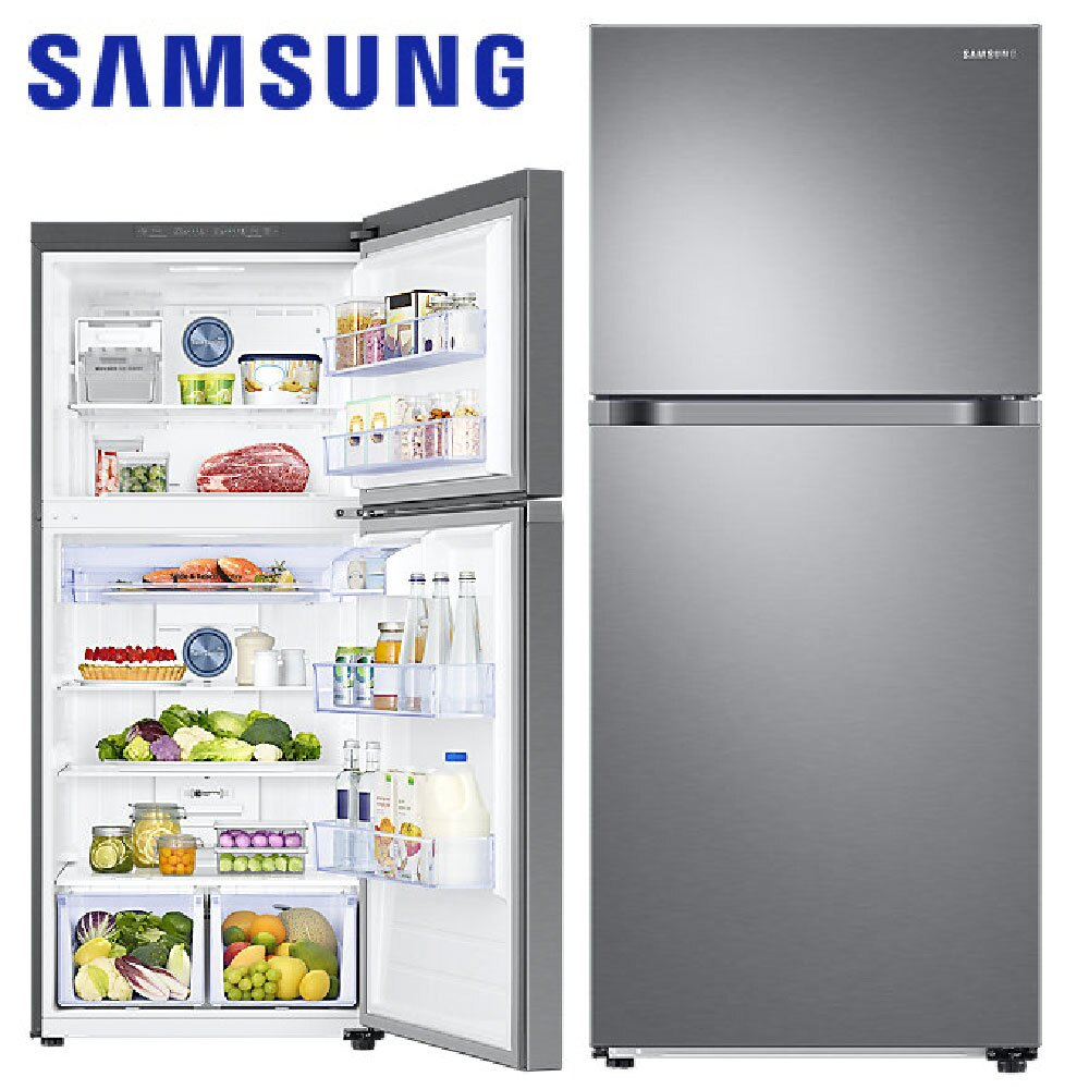 Samsung 三星 RT18M6219S9/TW 冰箱 500L 雙循環雙門系列
