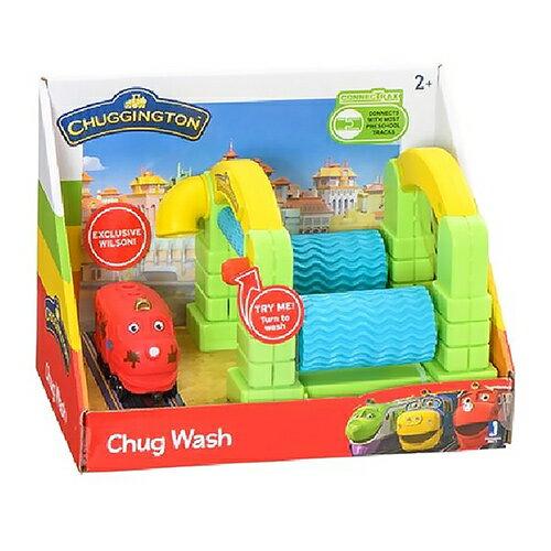 【 CHUGGINGTON 恰恰特快車 】洗車場 - 限時優惠好康折扣