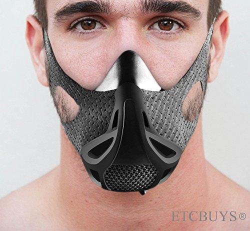 Elevation Mask Training Plan : Etcbuys inc sport workout training altitude mask for