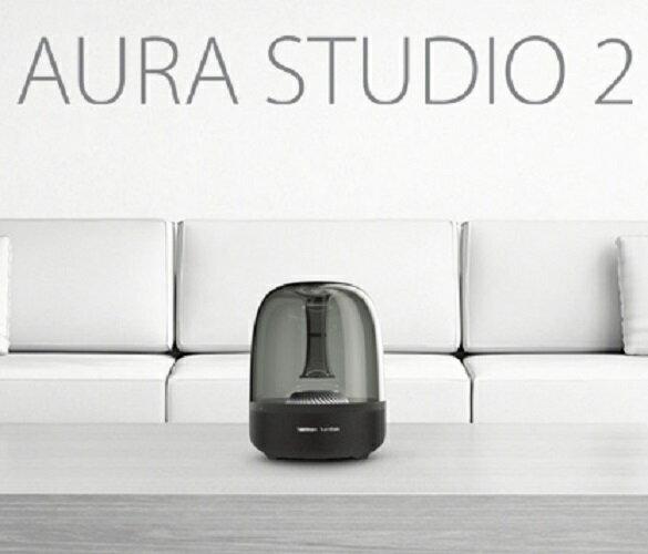 <br/><br/>  harman kardon 全指向藍牙無線喇叭 II Aura Studio 2 (英大保固)<br/><br/>