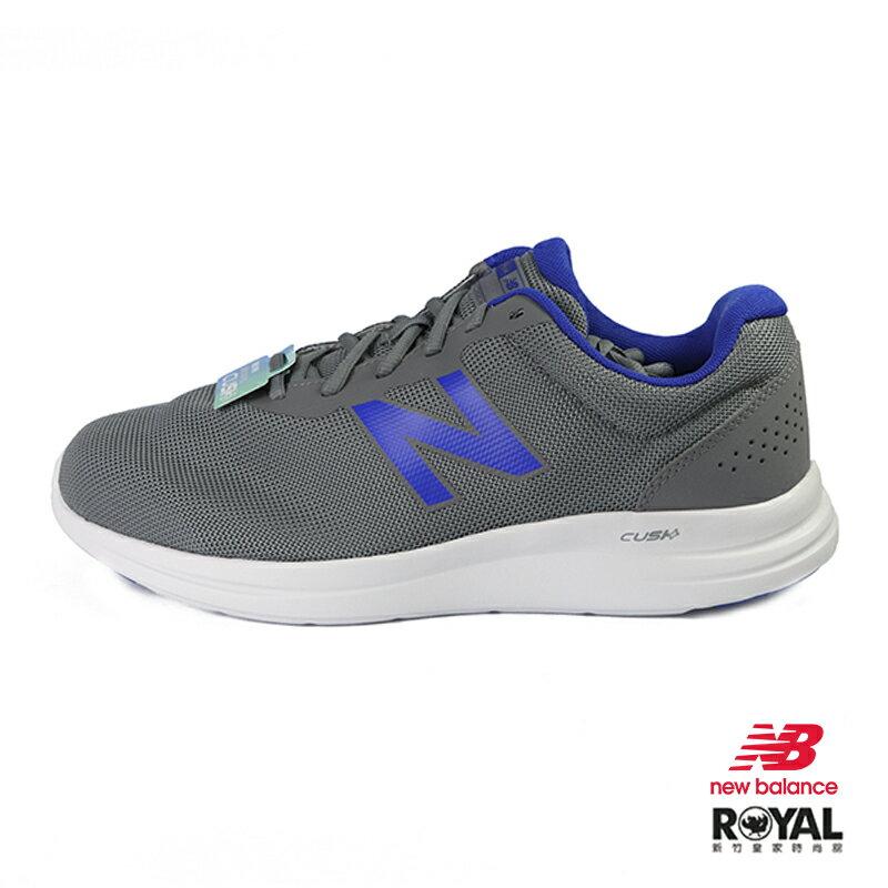 New Balance 430 灰色 網布 4E 休閒運動鞋 男款 NO.B0792【新竹皇家 ME430R1】