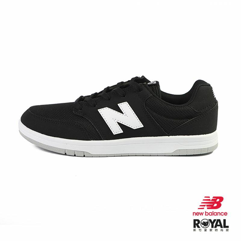 【滿額領券折$150】New balance 425 黑色 網布 運動休閒鞋 男女款NO.B0837【新竹皇家 AM425BLK】