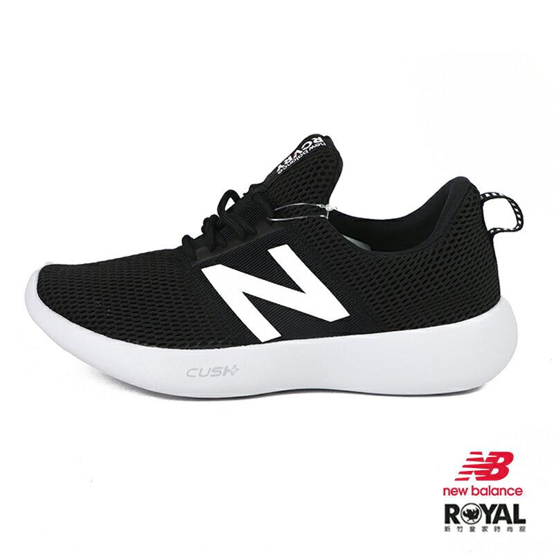 New balance 黑色 織布 2E 休閒運動鞋 男款NO.B1451【新竹皇家 RCVRYB2】
