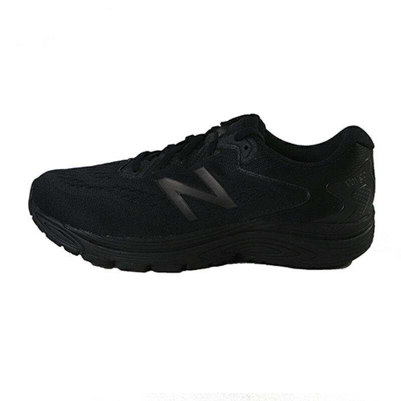 【滿額領券折$150】New balance 黑色 網布 運動休閒鞋 男款NO.B1894【新竹皇家 MVYGOCB】
