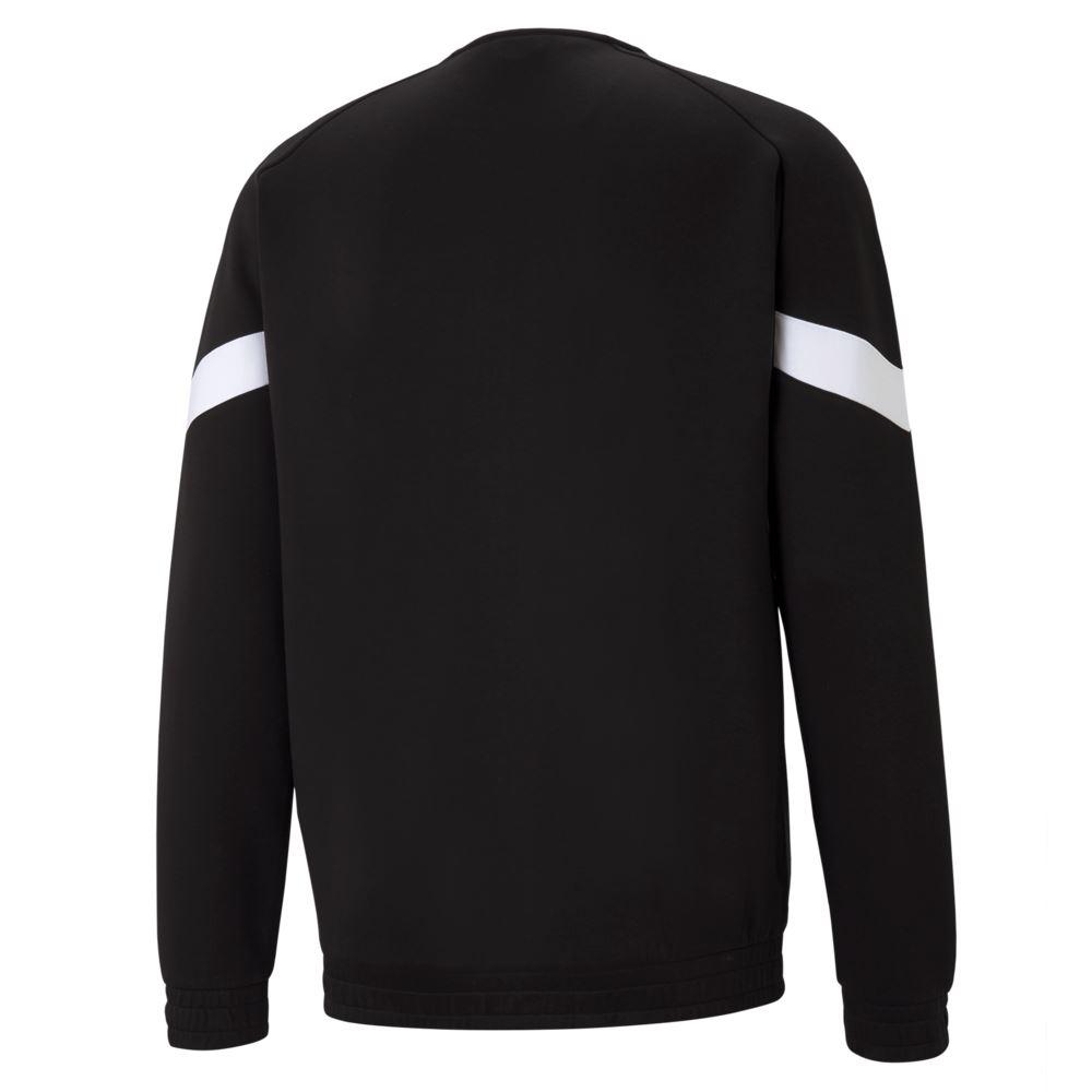 【滿額↘領券再折$150】Puma 黑色 棉質 立領外套 男款 NO.H3196【新竹皇家53133901】