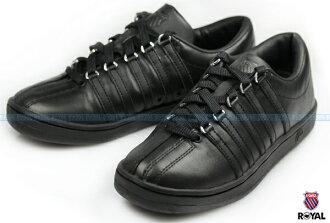 K-SWISS 新竹皇家 THE CLASSIC 黑色 輕量 休閒鞋 女款 NO.I0398