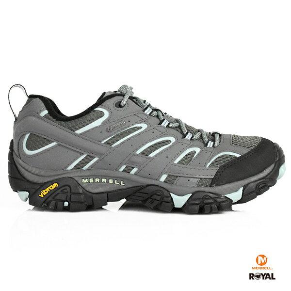 MERRELL新竹皇家MOAB2灰色水陸兩棲運動鞋女款NO.I8250